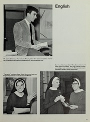 Page 15, 1969 Edition, Mount St Marys Academy - Mercycrest Yearbook (Fall River, MA) online yearbook collection