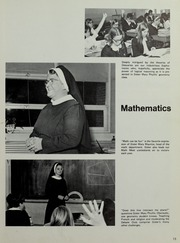 Page 17, 1969 Edition, Mount St Marys Academy - Mercycrest Yearbook (Fall River, MA) online yearbook collection