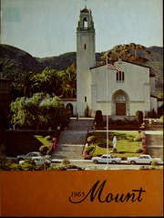 Mount St Marys College - Yearbook (Los Angeles, CA) online yearbook collection, 1965 Edition, Cover