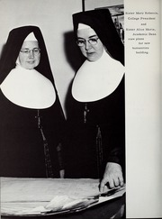 Page 10, 1965 Edition, Mount St Marys College - Yearbook (Los Angeles, CA) online yearbook collection