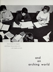 Page 13, 1965 Edition, Mount St Marys College - Yearbook (Los Angeles, CA) online yearbook collection