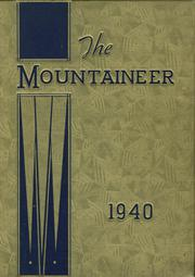 Mount St Michael Academy - Mountaineer Yearbook (Bronx, NY) online yearbook collection, 1940 Edition, Cover