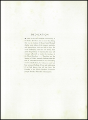 Page 7, 1940 Edition, Mount St Michael Academy - Mountaineer Yearbook (Bronx, NY) online yearbook collection