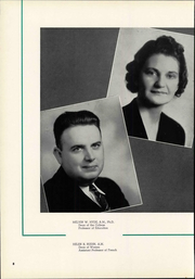 Page 14, 1941 Edition, Mount Union College - Unonian Yearbook (Alliance, OH) online yearbook collection