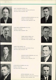 Page 17, 1941 Edition, Mount Union College - Unonian Yearbook (Alliance, OH) online yearbook collection
