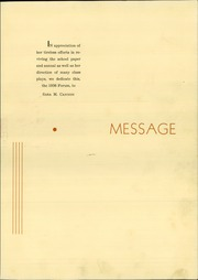Page 9, 1936 Edition, Mount Vernon High School - Forum Yearbook (Mount Vernon, OH) online yearbook collection