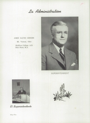 Page 14, 1945 Edition, Mount Vernon High School - Forum Yearbook (Mount Vernon, OH) online yearbook collection