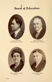 Page 14, 1920 Edition, Mount Vernon High School - Surveyor Yearbook (Alexandria, VA) online yearbook collection