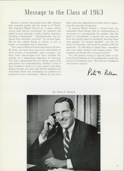 Page 8, 1963 Edition, Mount Vernon Seminary - Cupola Yearbook (Washington, DC) online yearbook collection