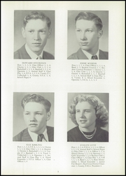 Page 13, 1951 Edition, Mount Zion High School - Zionian Yearbook (Bucyrus, OH) online yearbook collection