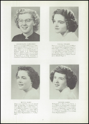 Page 15, 1951 Edition, Mount Zion High School - Zionian Yearbook (Bucyrus, OH) online yearbook collection