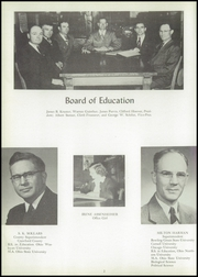 Page 6, 1951 Edition, Mount Zion High School - Zionian Yearbook (Bucyrus, OH) online yearbook collection