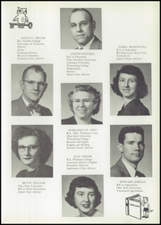 Page 9, 1951 Edition, Mount Zion High School - Zionian Yearbook (Bucyrus, OH) online yearbook collection