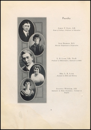 Page 14, 1924 Edition, Mountain Home College - Mountaineer Yearbook (Mountain Home, AR) online yearbook collection
