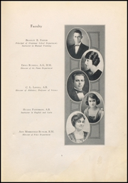 Page 15, 1924 Edition, Mountain Home College - Mountaineer Yearbook (Mountain Home, AR) online yearbook collection
