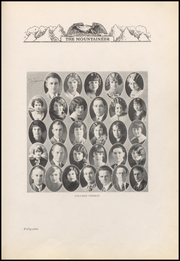 Mountain Home College - Mountaineer Yearbook (Mountain Home, AR) online yearbook collection, 1926 Edition, Page 63