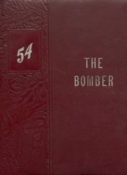 Mountain Home High School - Bomber Yearbook (Mountain Home, AR) online yearbook collection, 1954 Edition, Cover