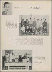 Page 10, 1954 Edition, Mountain Home High School - Bomber Yearbook (Mountain Home, AR) online yearbook collection
