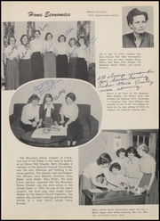 Page 11, 1954 Edition, Mountain Home High School - Bomber Yearbook (Mountain Home, AR) online yearbook collection