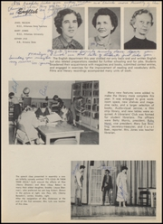 Page 13, 1954 Edition, Mountain Home High School - Bomber Yearbook (Mountain Home, AR) online yearbook collection