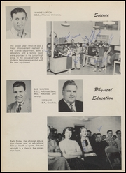 Page 14, 1954 Edition, Mountain Home High School - Bomber Yearbook (Mountain Home, AR) online yearbook collection