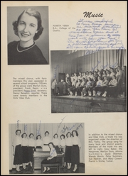 Page 16, 1954 Edition, Mountain Home High School - Bomber Yearbook (Mountain Home, AR) online yearbook collection
