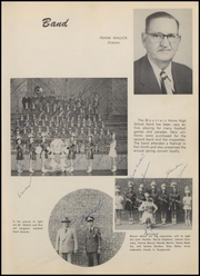 Page 17, 1954 Edition, Mountain Home High School - Bomber Yearbook (Mountain Home, AR) online yearbook collection