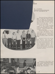 Page 12, 1957 Edition, Mountain Home High School - Bomber Yearbook (Mountain Home, AR) online yearbook collection