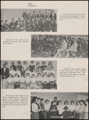 Page 17, 1957 Edition, Mountain Home High School - Bomber Yearbook (Mountain Home, AR) online yearbook collection