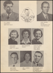Page 12, 1952 Edition, Mountain Pine High School - Yesteryears Yearbook (Mountain Pine, AR) online yearbook collection