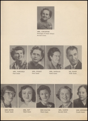 Page 13, 1952 Edition, Mountain Pine High School - Yesteryears Yearbook (Mountain Pine, AR) online yearbook collection
