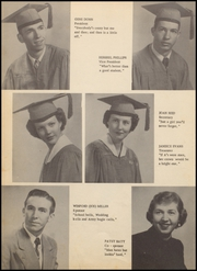 Page 16, 1952 Edition, Mountain Pine High School - Yesteryears Yearbook (Mountain Pine, AR) online yearbook collection
