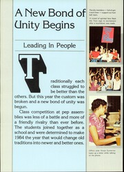 Page 10, 1984 Edition, Mountain View High School - La Vista Yearbook (Mesa, AZ) online yearbook collection