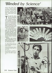 Mountain View High School - La Vista Yearbook (Mesa, AZ) online yearbook collection, 1984 Edition, Page 226
