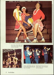 Page 6, 1984 Edition, Mountain View High School - La Vista Yearbook (Mesa, AZ) online yearbook collection