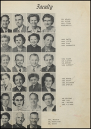 Page 11, 1953 Edition, Mountain View High School - Tiger Yearbook (Mountain View, OK) online yearbook collection