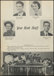 Page 12, 1953 Edition, Mountain View High School - Tiger Yearbook (Mountain View, OK) online yearbook collection