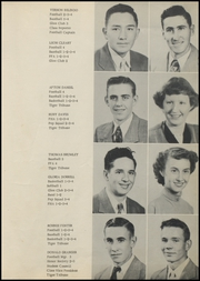 Page 17, 1953 Edition, Mountain View High School - Tiger Yearbook (Mountain View, OK) online yearbook collection