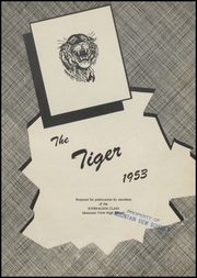Page 7, 1953 Edition, Mountain View High School - Tiger Yearbook (Mountain View, OK) online yearbook collection