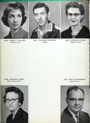 Page 11, 1961 Edition, Mountain View High School - Yellowjacket Yearbook (Mountain View, AR) online yearbook collection
