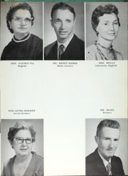 Page 12, 1961 Edition, Mountain View High School - Yellowjacket Yearbook (Mountain View, AR) online yearbook collection