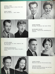 Page 15, 1961 Edition, Mountain View High School - Yellowjacket Yearbook (Mountain View, AR) online yearbook collection