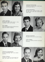 Page 16, 1961 Edition, Mountain View High School - Yellowjacket Yearbook (Mountain View, AR) online yearbook collection