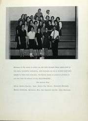 Mountain View High School - Yellowjacket Yearbook (Mountain View, AR) online yearbook collection, 1963 Edition, Page 5