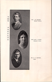 Page 7, 1915 Edition, Mountain View Union High School - Blue and Gray Yearbook (Mountain View, CA) online yearbook collection