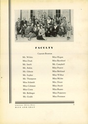 Page 17, 1933 Edition, Mountain View Union High School - Blue and Gray Yearbook (Mountain View, CA) online yearbook collection