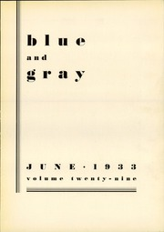 Page 9, 1933 Edition, Mountain View Union High School - Blue and Gray Yearbook (Mountain View, CA) online yearbook collection