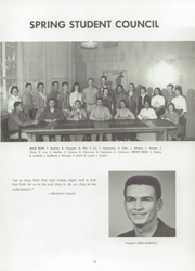 Page 15, 1958 Edition, Mountain View Union High School - Blue and Gray Yearbook (Mountain View, CA) online yearbook collection