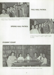 Page 16, 1958 Edition, Mountain View Union High School - Blue and Gray Yearbook (Mountain View, CA) online yearbook collection