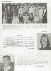 Page 17, 1958 Edition, Mountain View Union High School - Blue and Gray Yearbook (Mountain View, CA) online yearbook collection
